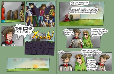 We 3 Kings pages 291-292 by ShadowCatGamer