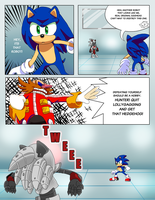 Sonic ELEMENTS issue #1 Page 8 by X-irus