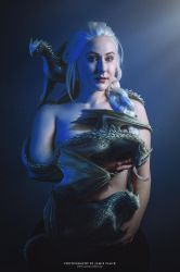 Ice Mother by catandcrown