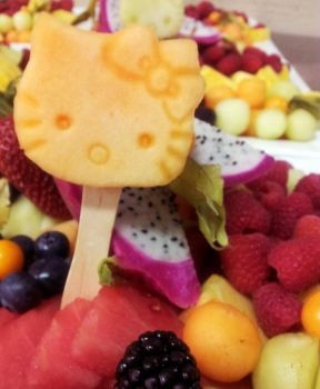 Hello Kitty Fruit Lolli by Paine77