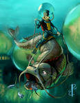 Catfish Rider by Slauer
