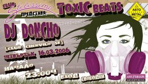 TOXIC BEATS by mashine