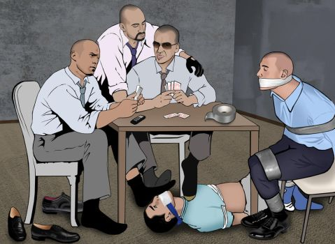 Russian Gangsters by kidnaplad03