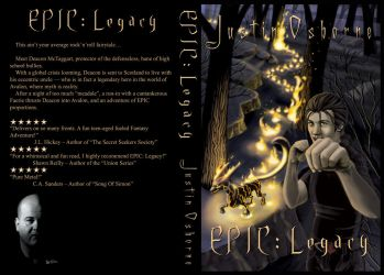 EPIC: Legacy Cover Art by A-Nessessary-Studio