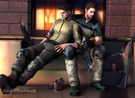 no one can stop us!(Chris and piers) by kingofshadows26