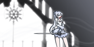 RWBY Weiss by Ihara