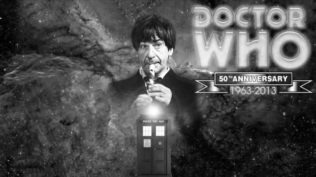 The 2nd Doctor wp by SWFan1977