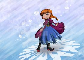 Anna by thedustyphoenix