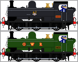 'Realistic Style' Duck The GW Engine (V2) by Princess-Muffins