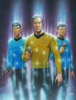 Star trek_ colour rough by Habjan81