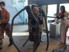 Otakon 2008 - Laughing Octopus by ShoryukenFighter77