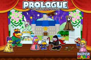 PM MotG : Prologue - A Disastrous Birthday by Noctalaty