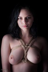 Estrany chest harness by SilvanusArt