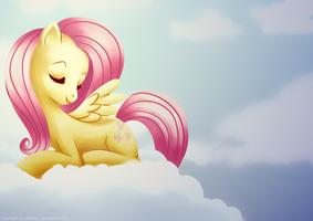 Fluttershy by Sandy101010