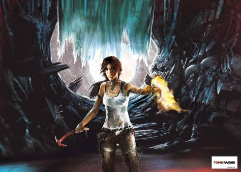 TOMB RAIDER Reborn : EXPLORATION by BGorilla