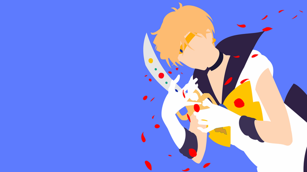 Sailor Uranus (Pretty Soldier Sailor Moon) by MinimalistKnight