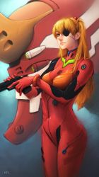 Asuka Langley Shikinami by mkitho