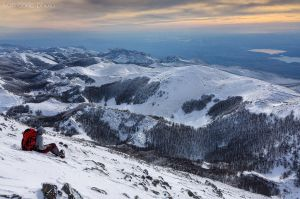 Rest on the way up by ivancoric