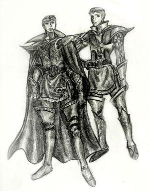 The two Kings by EPH-SAN1634