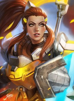 Brigitte by manusia-no-31