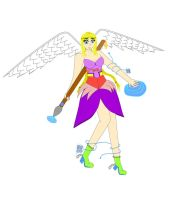 Jennifer of Valkyrie (Puzzle and Dragons) by JenniferLee1991