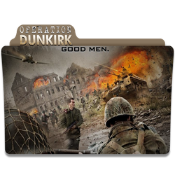 Operation Dunkirk 2017 folder icon by oufai