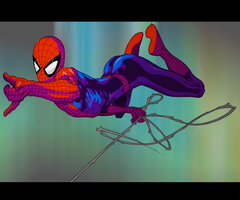 Does Whatever A Spider Can by ToneyHadnotJr