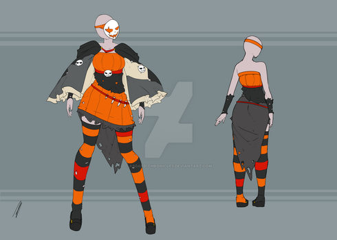 Adoptable - Outfit 2 SOLD by Asgard-Chronicles