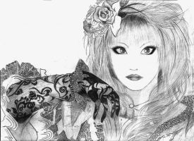 Hizaki of Versailles by hidanbasher