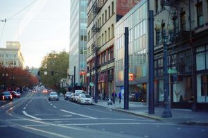 Downtown PDX: Rose City Streets by neuroplasticcreative