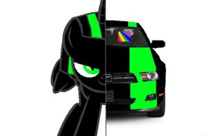 Swager Brony As A TRANSFORMER by brony4all