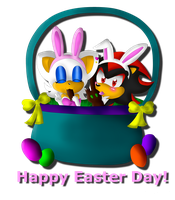 .:Easter Chibi Shadouge:. by Chichalovescandy