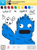 Draw Something - Cookies by Kirby-Force