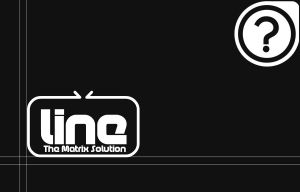 Line The Matrix Solution by UJz