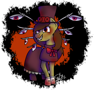 37 Golden Peacock by SpokenMind93