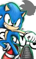 SONIC by The-JR