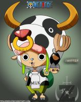 Tony Tony Chopper by tokajero
