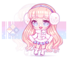 [CLOSED] Little Bear Adopt Auction! (Ended) by Elirel