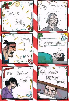TF2 - Jingle Bells by Beginneratart