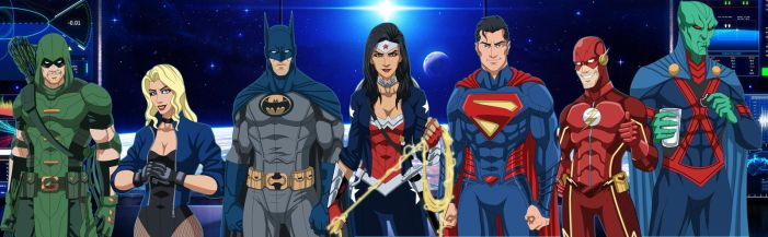 Justice- Earth-27 Style by Roysovitch