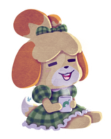 Isabelle by ZsarSalad