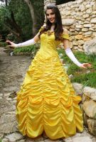 Belle by woot859