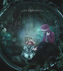 Red Riding Hood by Miss-deviantE