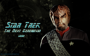 Worf by KadouCreations