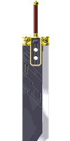 Buster Sword by Zolaris