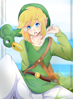 Minish Cap by LolzNeo