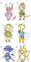 SonicSona Adopts [CLOSED] by TheCatchKey