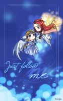 Kiriban 10 000: Just follow me by Nacrym