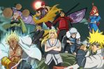 The Kage UNITED! by JazylH