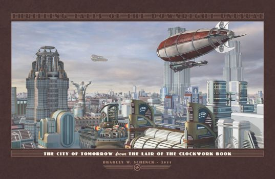 The City of Tomorrow by BWS